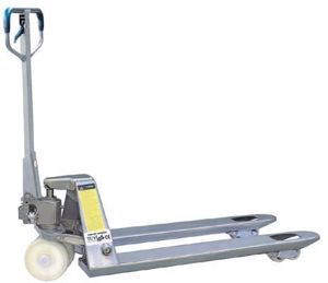 Picture of Galvanised Pallet Jacks 685mm Diameter