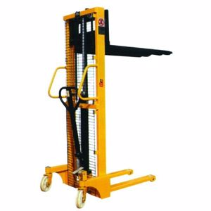 Picture of Manual Pallet Stacker 1000kg SWL 2.5m Height