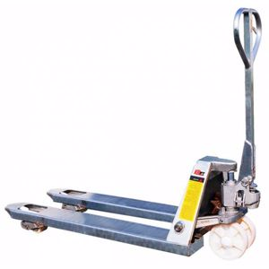 Picture of Galvanised Pallet Truck 685mm width