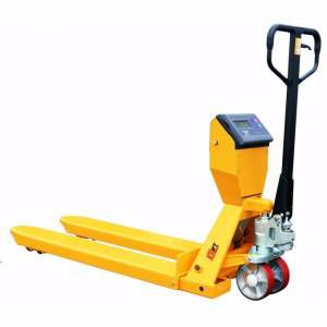 Picture of Pallet Jack with Scales 2000kg 703mm Width