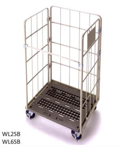 Picture of Prestar Worktainer Trolley 500kg Open 3 Sides