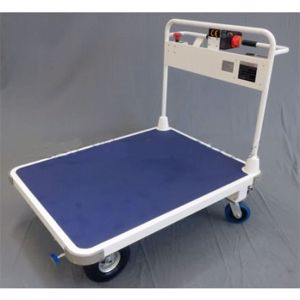 Picture of Electric Platform Trolley 630mm Wide