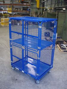 Picture of Lid For Two Tier Warehouse Trolley