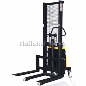 Picture of Semi Electric Walkie Stacker 1000kg