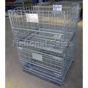 Picture of Wire Mesh Storage Cages