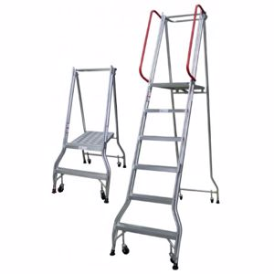 Picture of 3 Steps Monstar Industrial Ladder 850mm Platform Height