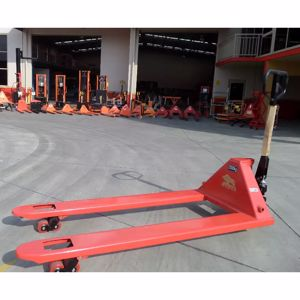Picture of Extra Long 1.6m Forks Pallet Jacks