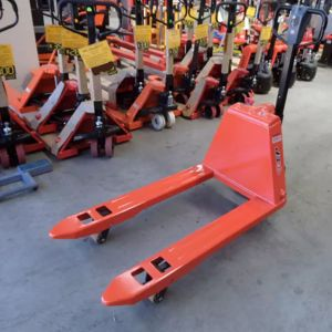 Picture of Semi Electric Standard Width 1.5 Ton Pallet Jack