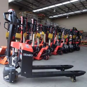Picture of Full Electric 1.5 Ton Pallet Jack