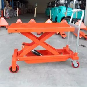 Picture of Scissor Lift Table 750kgs 1m